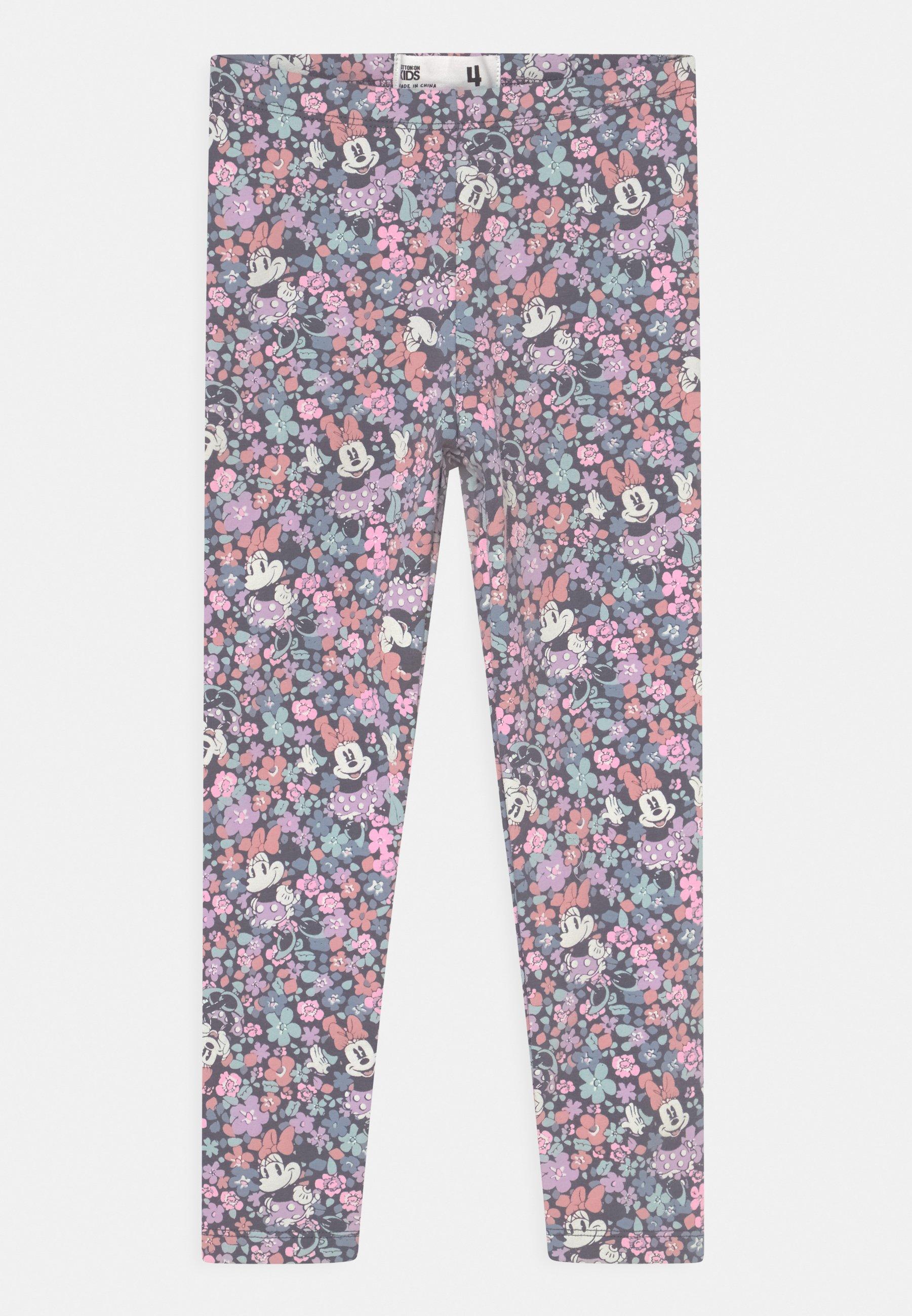 Kids MINI LICENSE HUGGIE TIGHT DISNEY - Leggings - Trousers