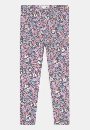 MINI LICENSE HUGGIE TIGHT DISNEY - Leggings - Trousers - vintage navy