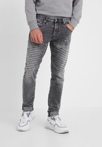 Just Cavalli - Jeans Slim Fit - black denim - 0