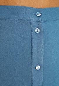 Vila - VIVISH - A-line skirt - captains blue - 5