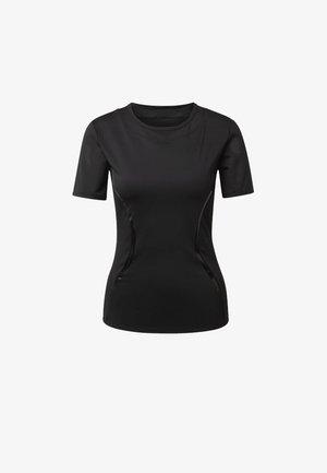 ESSENTIALS SPORT CLIMALITE WORKOUT T-SHIRT - Sports shirt - black
