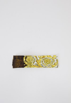 HAIR BAND HERITAGE PRINT - Orejeras - gold/brown/white