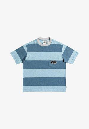 T-shirt imprimé - captain blue full charge