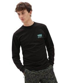 Vans - MN BROADCAST 66 LS - Long sleeved top - black - 0