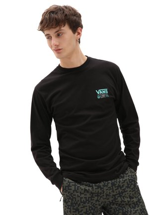 MN BROADCAST 66 LS - Long sleeved top - black
