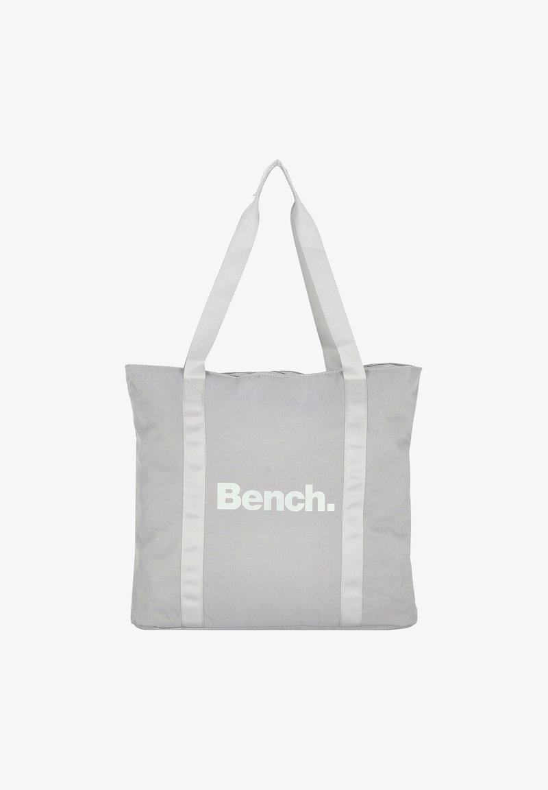 Bench - CITY - Tote bag - hellgrau