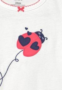 Carter's - LADYBUG SET - Print T-shirt - red - 2