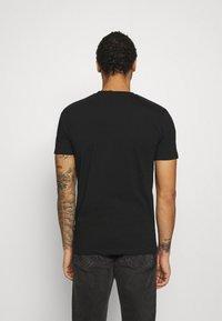 Glorious Gangsta - BERTO TEE - T-shirt con stampa - black - 2