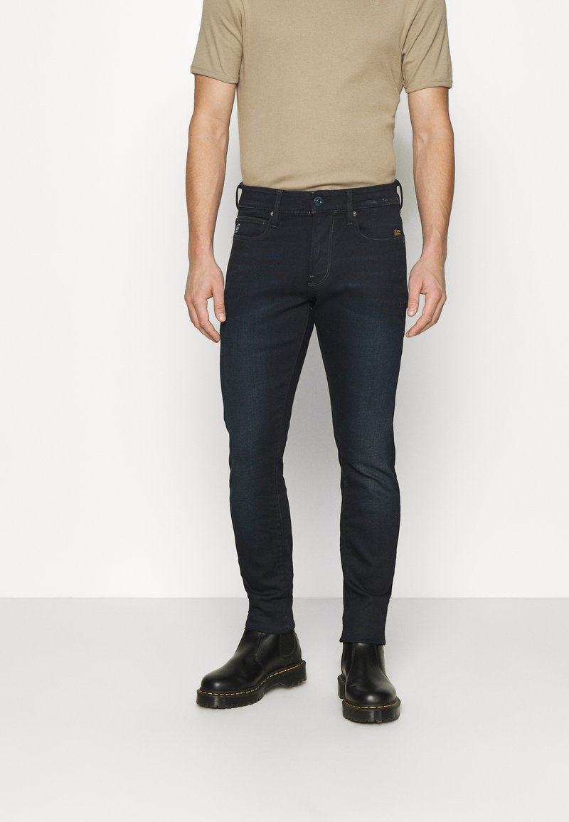 G-Star - LANCET SKINNY - Jeans Skinny Fit - worn in nightfall