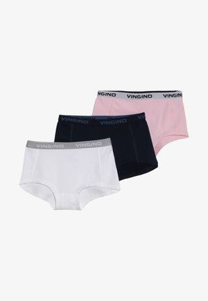 UNDER PANTS GIRLS 3 PACK  - Boxerky - multicolor