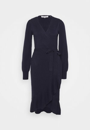KENNEDY - Jumper dress - new navy