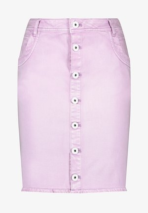 Pencil skirt - lavender