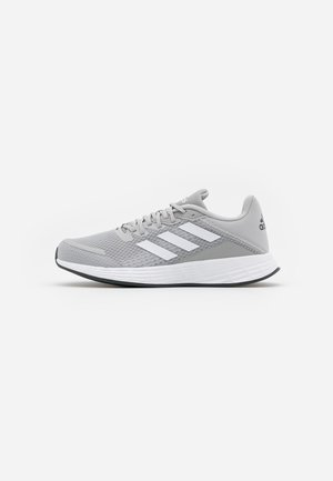 DURAMO - Neutral running shoes - grey two/footwear white/grey six