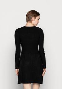 ONLY - ONLALMA  - Jumper dress - black - 3