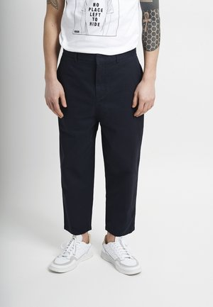 TERRELL - Trousers - navy blue