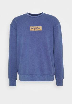 PRINT  - Sweater - lilac
