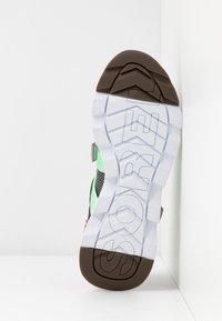 Sorel - KINETIC LITE STRAP - Sneakers laag - coal - 6