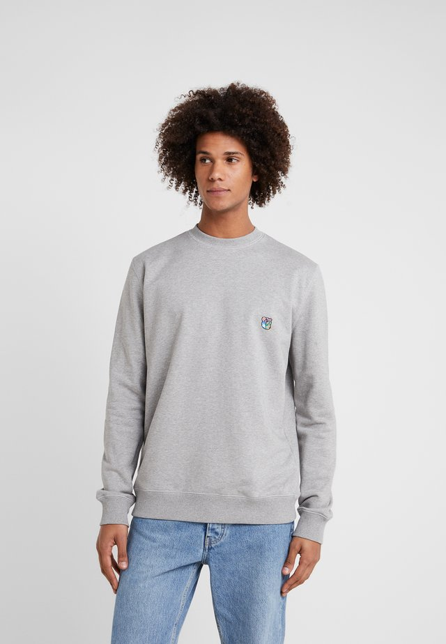 PETER - Sweatshirt - grey/copenhagen