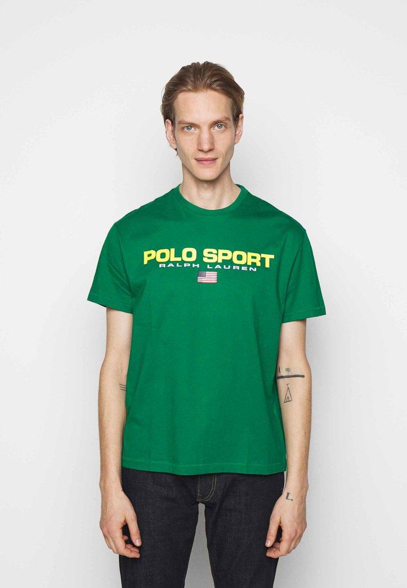Polo Sport Ralph Lauren - T-shirt imprimé - english green