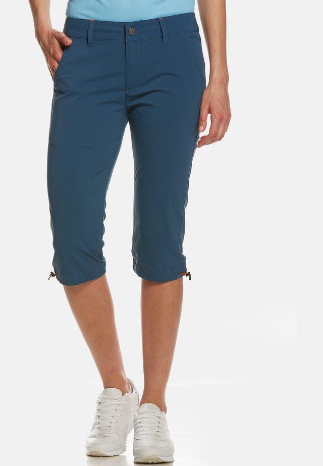 SOPHIA - Pantaloni outdoor - jeans blue