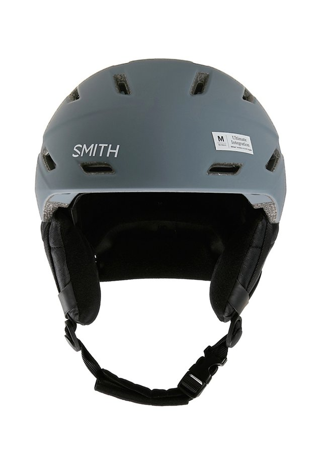 MISSION - Helmet - matte charcoal