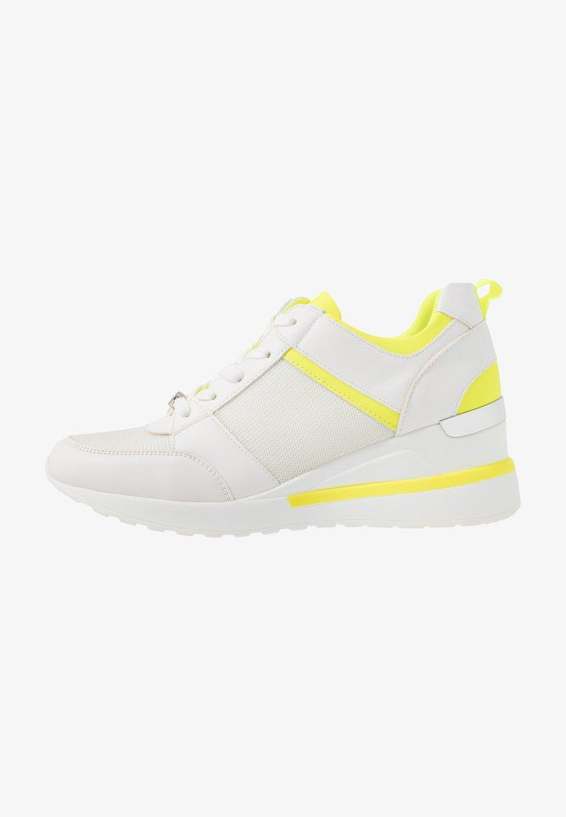 Tata Italia - Joggesko - yellow