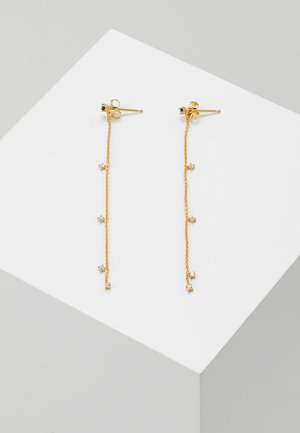 FIERCE  - Earrings - gold-coloured