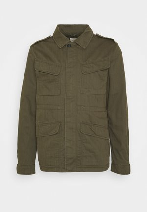 SLHMASON MILITARY JACKET - Veste légère - forrest night