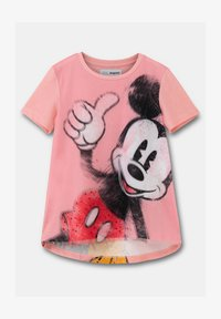 Desigual - MARY - Print T-shirt - red - 0