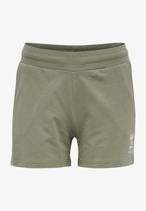 Sports shorts - vetiver