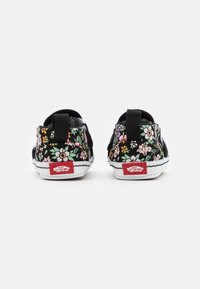Vans - CRIB - First shoes - black/true white - 2