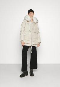 MAX&Co. - ALGEBRA - Down jacket - ivory - 1
