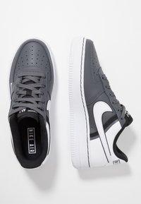 Nike Sportswear - AIR FORCE 1 LV8  - Trainers - dark grey/white/black - 0