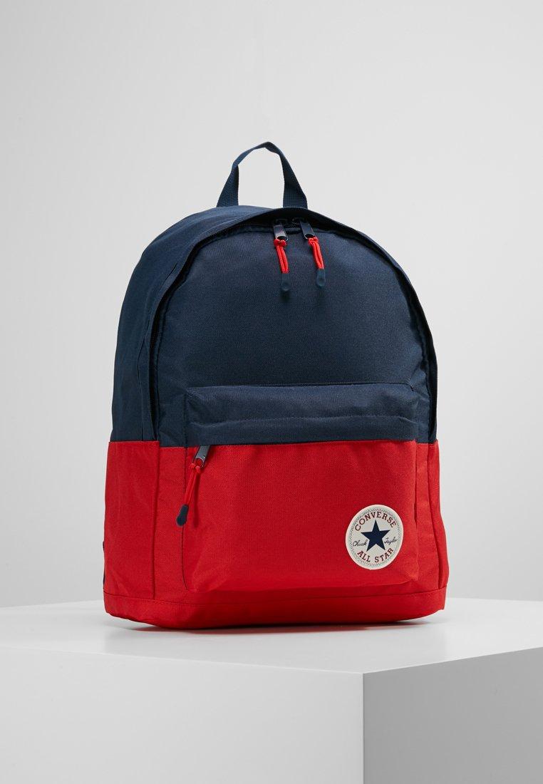 Converse - DAY PACK - Rucksack - red/dark blue