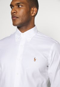 Polo Ralph Lauren Golf - LONG SLEEVE  - Camicia - white - 5