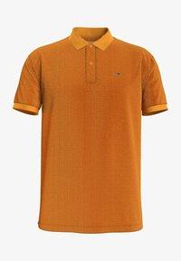 Tommy Jeans - Polo shirt - florida orange - 0