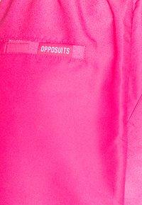 OppoSuits - FUNKY FADE SET - Kraťasy - pink - 6