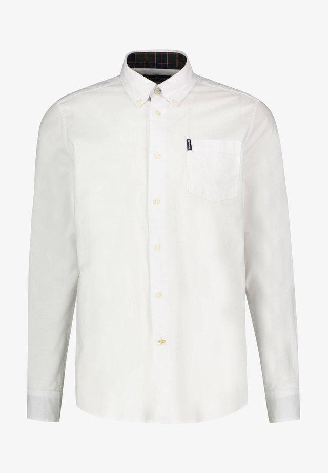 TAILORED FIT - Shirt - weiss