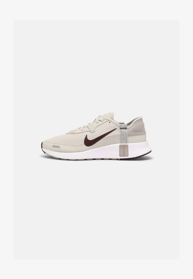 Nike Sportswear - NIKE REPOSTO - Sneakers - bone/mahogany/college grey/purple