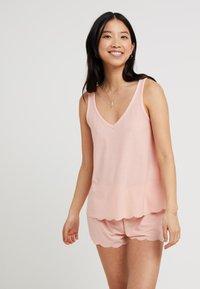 Even&Odd - Pyjamas - pink - 0