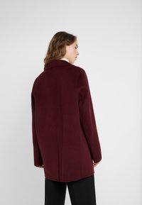 Vanessa Bruno - MARC - Zimní kabát - aubergine - 2