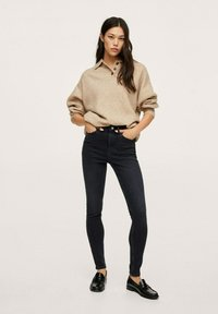 Mango - SOHO - Jeans Skinny Fit - open grey - 1