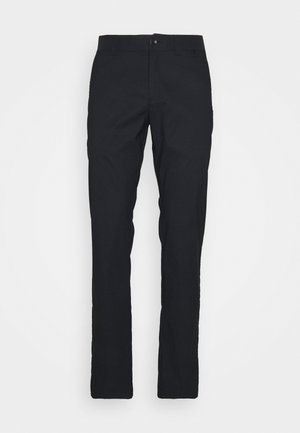 PLAYER PANT - Broek - black