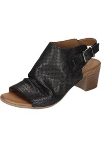 Piazza - Ankle cuff sandals - black - 6