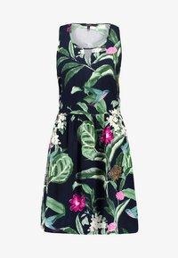 Vero Moda - VMSIMPLY EASY SHORT DRESS - Day dress - night sky/tropicana - 4