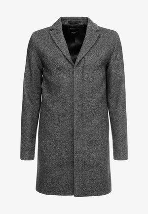 SLHBROVE COAT - Manteau classique - beluga/salt/pepper