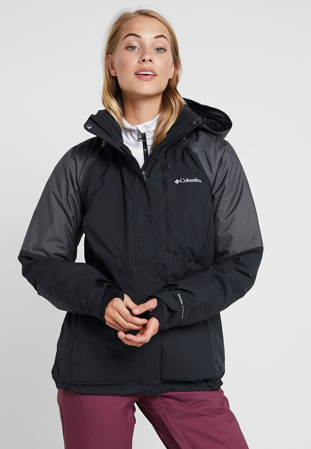 WILDSIDE™ JACKET - Ski jas - black/black diamond