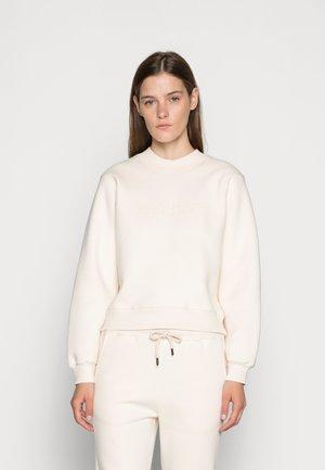 SWEATER - Sweatshirt - beige