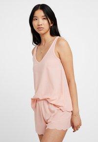 Even&Odd - Pyjamas - pink - 1