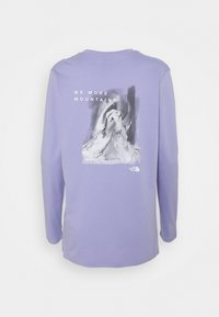 The North Face - TEE - Pitkähihainen paita - sweet lavender - 1